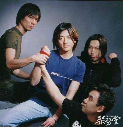 一起探讨中国十支短命的摇滚乐队