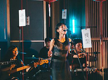 海朋森乐队高清壁纸素材(25张)